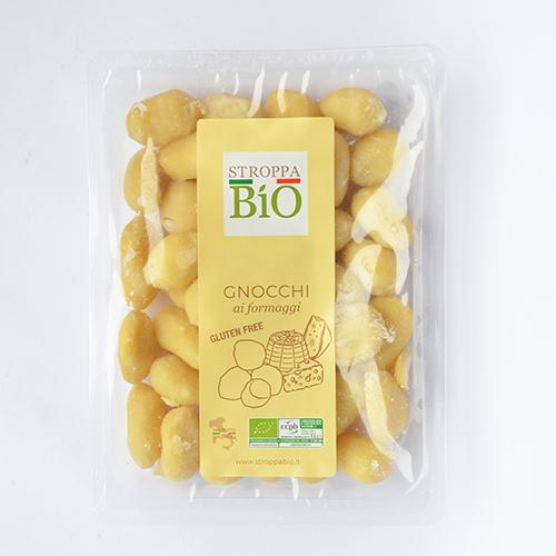 Gnocchi ai Formaggi Gluten Free Stroppa Bio