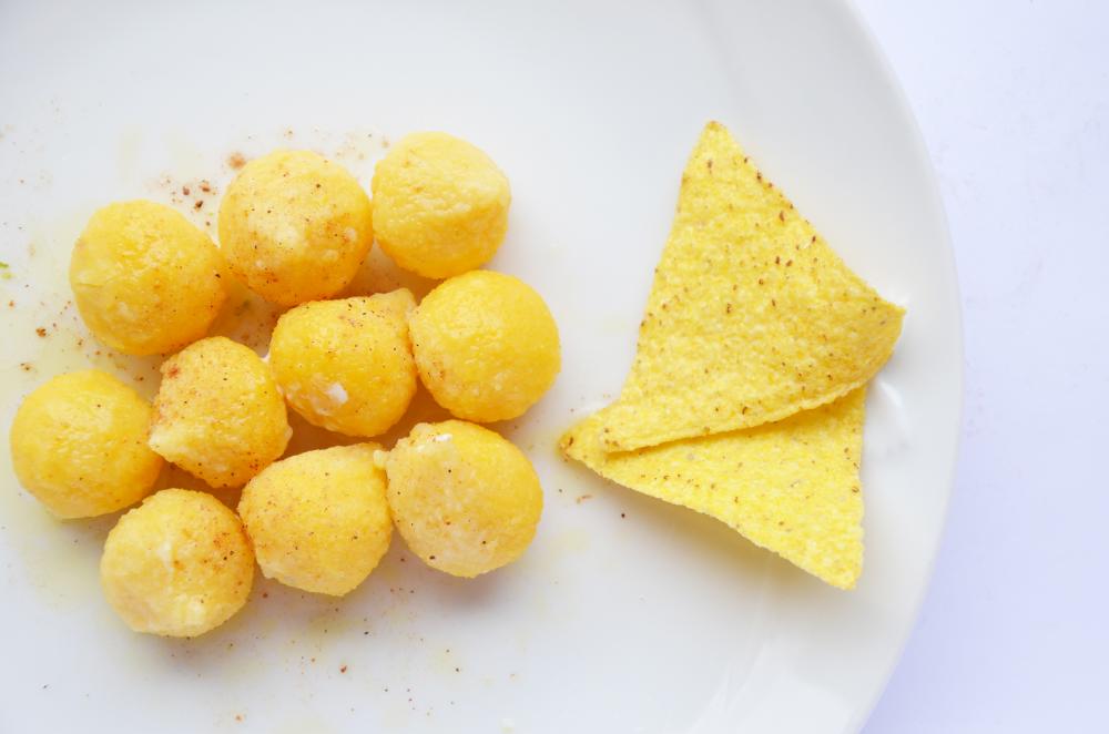 Polentine al Gorgonzola DOP