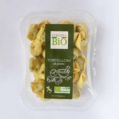 Tortelloni al Pesto Stroppa Bio