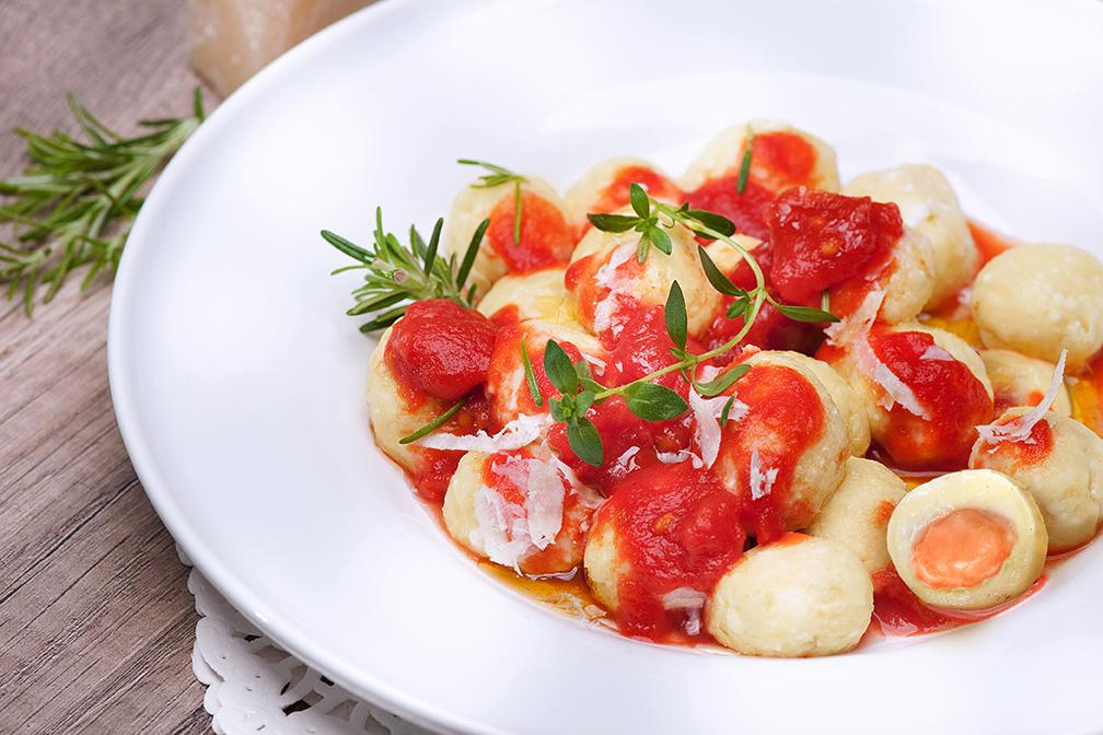 Pomodoro Mozzarella | Pastificio Stroppa