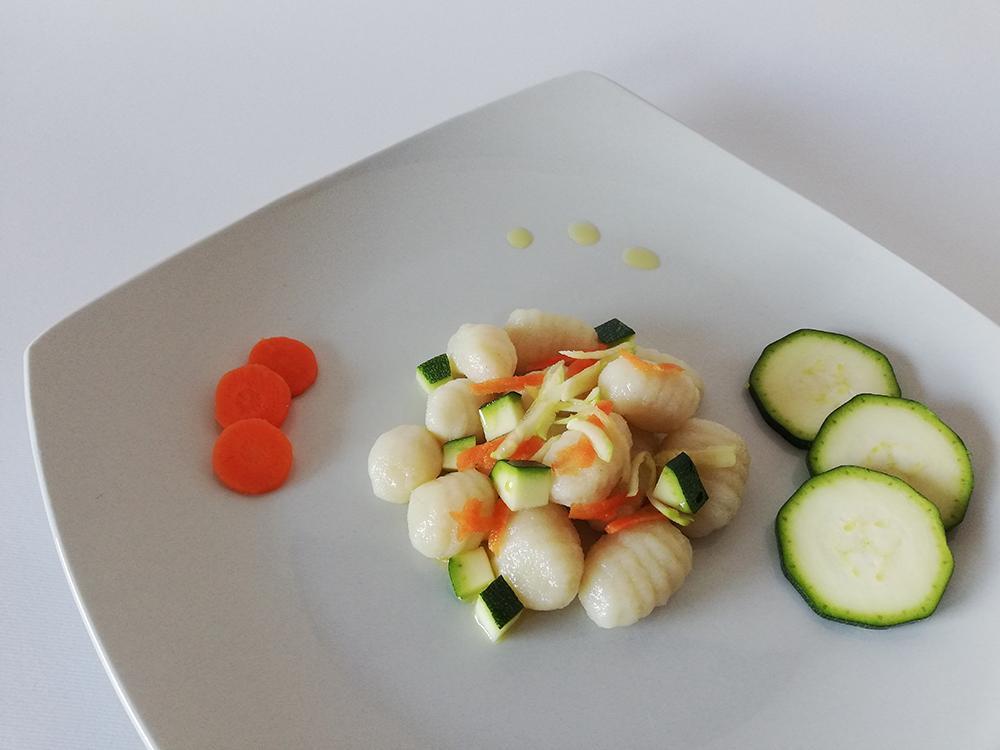 Gnocchi ambient alle verdure