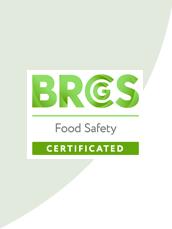 Certificazione BRCGS StroppaBio